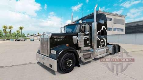 La Ardilla de la Logística de la piel para el Ke para American Truck Simulator