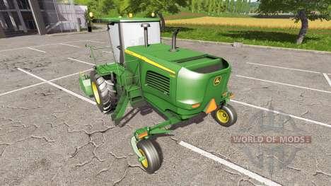 John Deere W260 v1.1 para Farming Simulator 2017