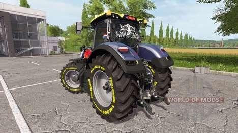 New Holland T7.290 red rikie para Farming Simulator 2017