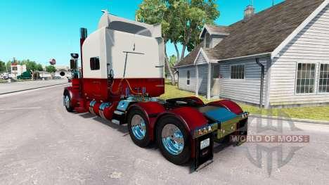 La piel de La Revolución para el camión Peterbil para American Truck Simulator