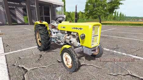 URSUS C-360 v2.0 para Farming Simulator 2017