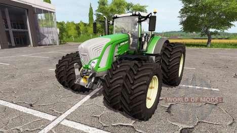 Fendt 936 Vario para Farming Simulator 2017