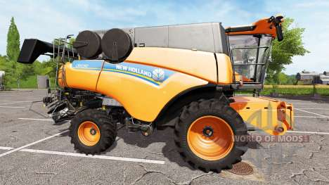 New Holland CR10.90 twin wheels para Farming Simulator 2017