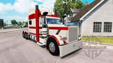 Piel de Conejo Río para el camión Peterbilt 389 para American Truck Simulator