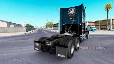 Freightliner Classic XL v2.1 para American Truck Simulator