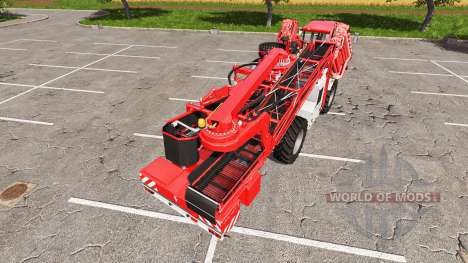 HOLMER Terra Felis 2 all varieties para Farming Simulator 2017