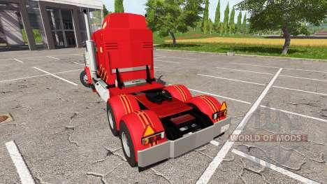 Lizard TS 320 Sendcore para Farming Simulator 2017