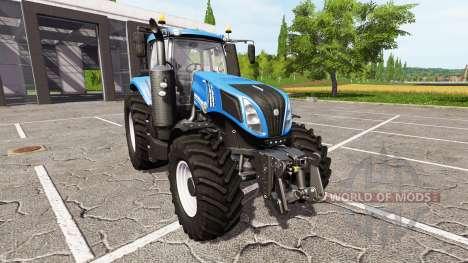 New Holland T8.320 para Farming Simulator 2017