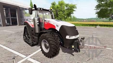 Case IH Magnum 340 CVX v1.0.1 para Farming Simulator 2017