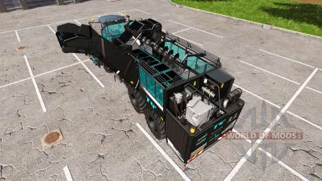 HOLMER Terra Dos T4-40 limited edition para Farming Simulator 2017