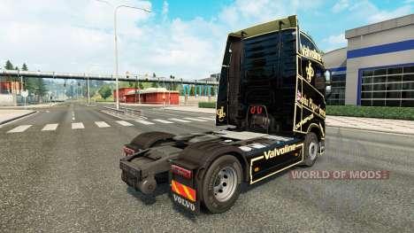John Reproductor de piel Especial para camiones  para Euro Truck Simulator 2