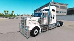La piel de Black Ops v1 en el camión Kenworth W9
