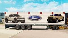 La piel Ford semi