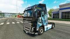 La piel es Sub-Zero en la Volvo trucks