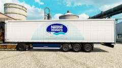 Nestle Aguas de la piel para remolques
