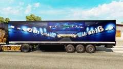 La piel FC Schalke 04 en semi