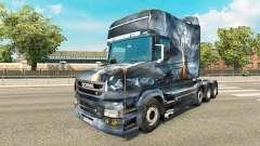 Dragon v2 de la piel para camión Scania T