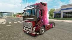 Weltall de la piel para camiones Volvo