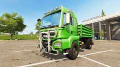 MAN TGS 18.440 tipper [trailer]