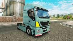 Rodewald de la piel para Iveco camión