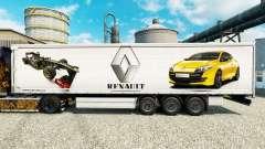 La piel de Renault F1 Team para la semi