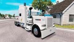 Swift de la piel para el camión Peterbilt 389