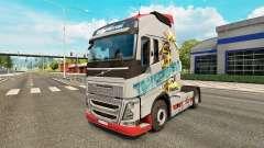 Los transformadores de la piel para camiones Vol