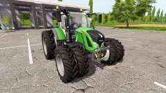 Fendt 724 Vario dual wheels
