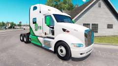 La piel DFS camión tractor Peterbilt 387