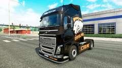 La Piel De Virtus.pro para camiones Volvo