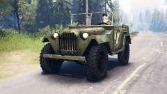 El GAZ-67 1943