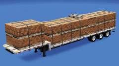 Baja barrido con la construcción de las cargas d