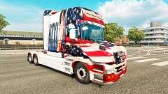 Rocky estados UNIDOS de la piel para camión Scan