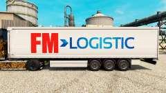La piel de FM Logistic en la semi
