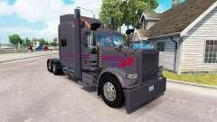 La piel Koliha de Camiones para el camión Peterb