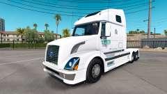 Epes de Transporte de la piel para camiones Volv