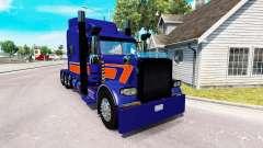 Rollin Transporte de la piel para el camión Pete