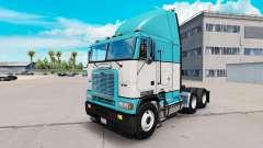 La piel del Bebé Azul camión Freightliner FLB