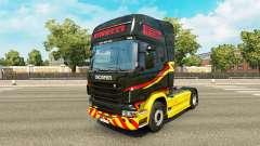 Pirelli piel para Scania camión
