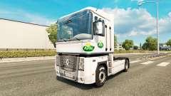 La piel Arla v2.0 tractor Renault