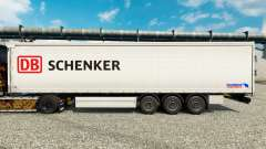Schenker skin for trailers