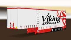 Cortina semirremolque Krone Viking Express