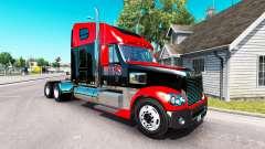 Скин Hell Energy Drink на Freightliner Coronado