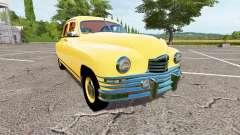 Packard Deluxe Eight 1948
