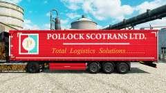 La Piel Pollock Scotrans Ltd. en la semi