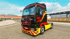 Pirelli piel para camión Mercedes-Benz