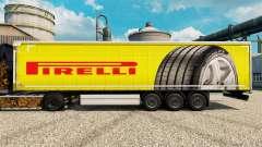 Pirelli piel para remolques