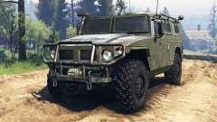 GAZ-2330 Tigre v2.0