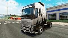 Euro Express de la piel para camiones Volvo