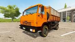 KAMAZ-43255 Alianza